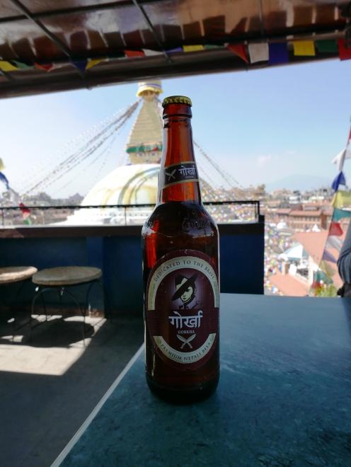 Ghorka Beer