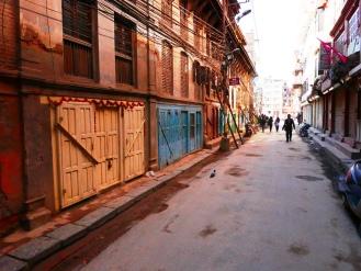 Kathmandu, Earthquake