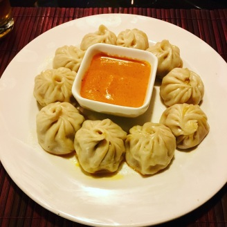 One more plate of momos