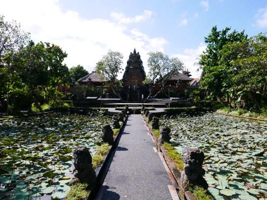 Bali, Ubud, Indonesia, Temple, Hindu