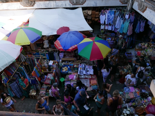 Bali, Ubud, Indonesia, Market