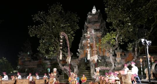 Traditional Balinese Dance, Ubud, Bali, Indonesia