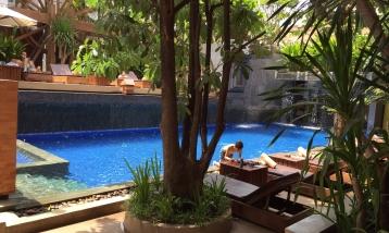 Golden Temple Resort Cambodia, Siem Reap