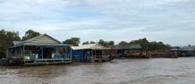 Lake Tonle Sap, Siem Reap, Cambodia