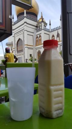 Singapore, Haji Lane, Muslim food, Indian food, Zam Zam