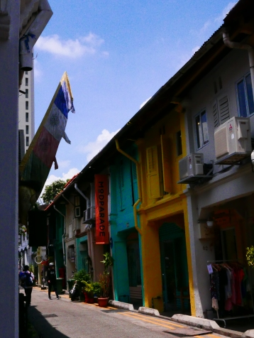 Haji Lane Shophouses