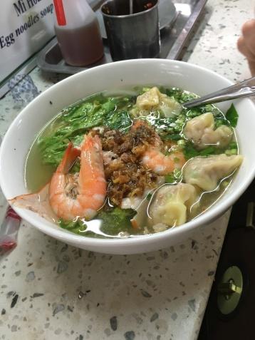Vietnam, Ho Chi Minh City, Saigon, Ben Thanh Market, food