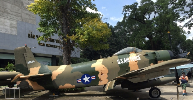 Vietnam, Ho Chi Minh City, Saigon, War Museum