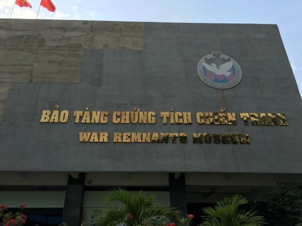 Vietnam, Ho Chi Minh City, Saigon, War Remnants Museum