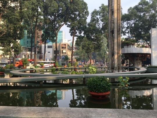 Vietnam, Ho Chi Minh City, Saigon, Turtle Lake