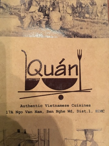 Vietnam, Ho Chi Minh City, Saigon, food