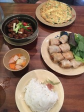Lunch @ Quan Restaurant
