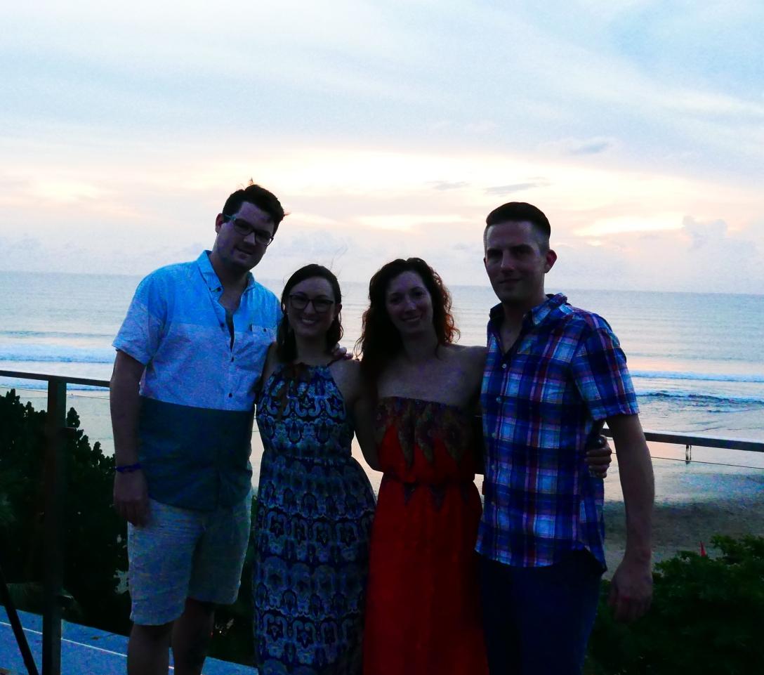 Seminyak, Bali, Beach, Sunset