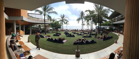 Bali, Seminyak, Potato Head, Beach, Club, Drinks