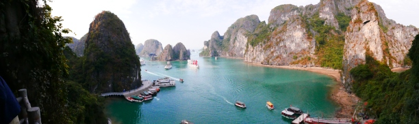 Hanoi, Vietnam, Halong Bay