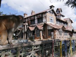 Shimla, India, Architecture