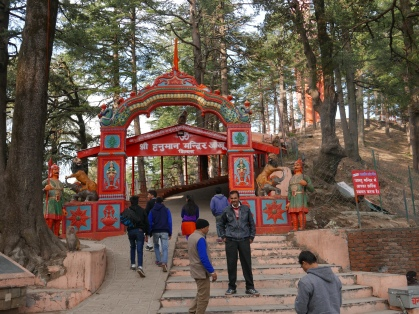 Jakhu Temple, Shimla, India