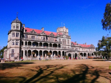 Shimla, India, Viceregal Lodge