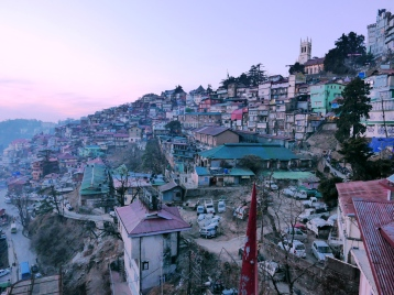 Shimla, India, Himalayas