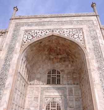 Taj Mahal, India, Agra