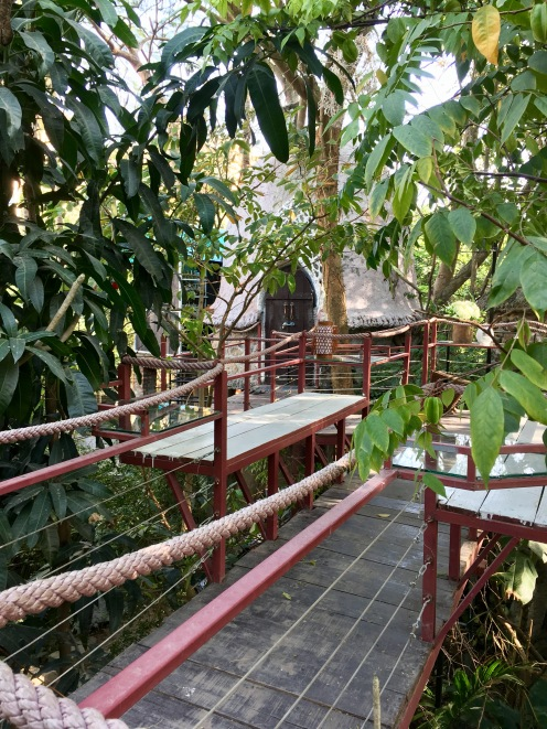 Hanoi, Vietnam, Tree House
