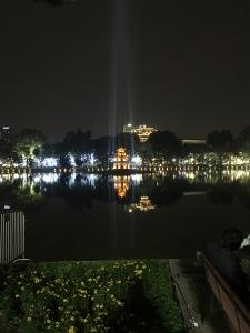 Hanoi, Vietnam, Hoan Kiem Lake