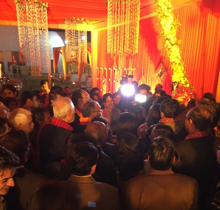 New Delhi, India, Wedding