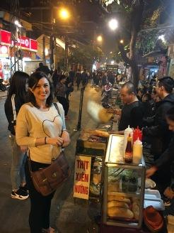 Hanoi, Vietnam, Food, Street Food