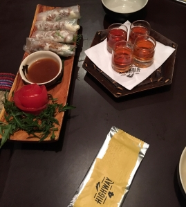 Hanoi, Vietnam, Food, Whiskey