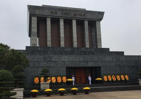 Hanoi, Vietnam, Ho Chi Minh, Memorial, Mausoleum