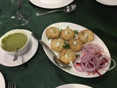 Hotel Combermere, Shimla, India, Food, Indian Food