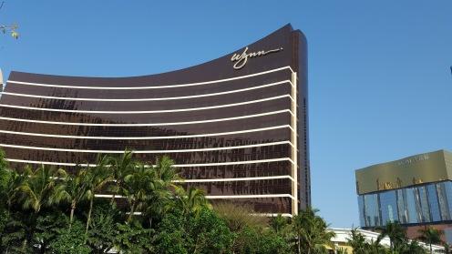 Wynn, Macau, China, Casino