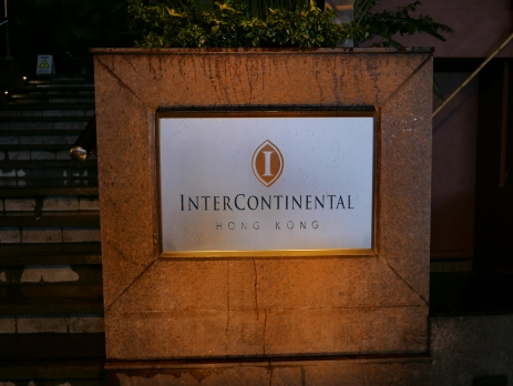 Intercontinental, Hong Kong, Hotel, Kowloon
