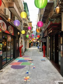 Macau, China, Street Art