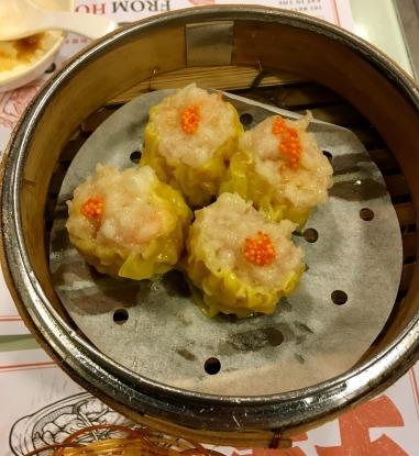 Dim Dim Sum, Hong Kong, Food