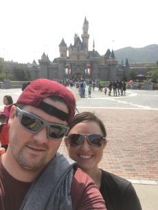 Disneyland, Hong Kong, Castle