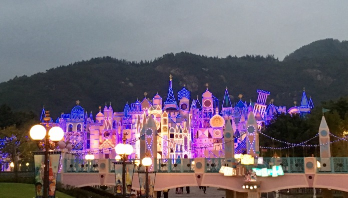 Disneyland, Hong Kong, Small World