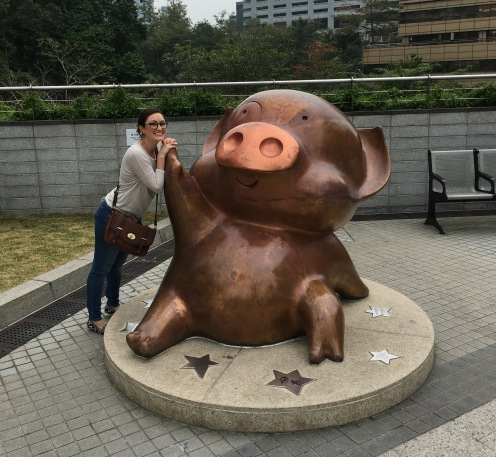 Hong Kong, Avenue of the Stars, McDull