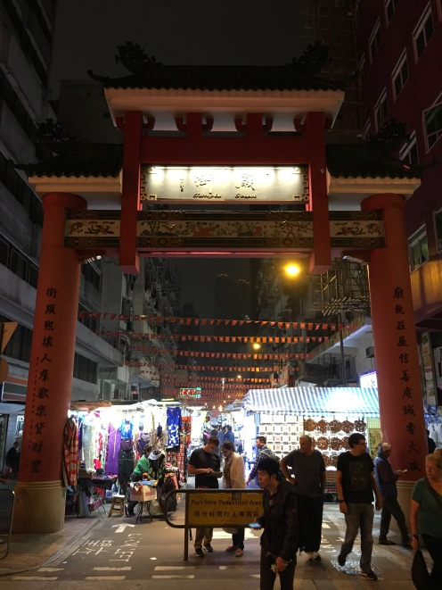 Night Market, Hong Kong, Temple Street
